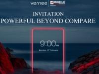 Vernee представит на MWC 2017 флагман Apollo 2 с 8 ГБ ОЗУ и другие новинки