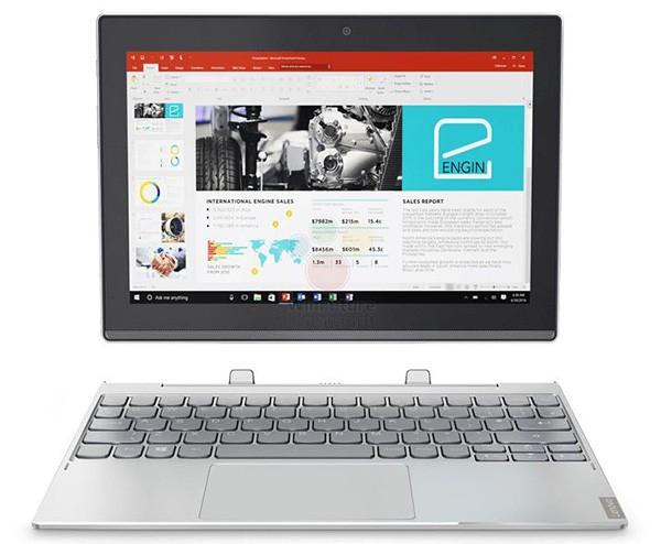 Планшет Lenovo Miix 320: 10-дюймовый экран и SoC Intel Atom X5-Z8350 за $230