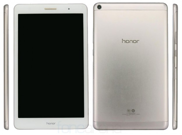 TENAA: Honor KOB-L09 — будущий MediaPad T3