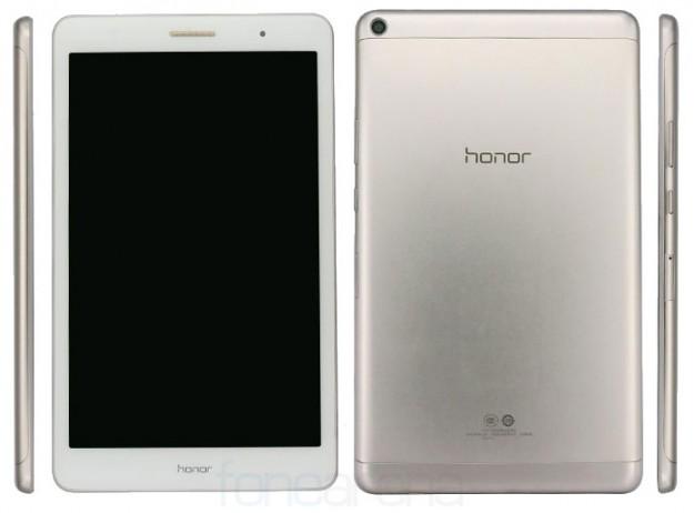 В КНР показан новый Huawei MediaPad T3 с дисплеем на 8 дюймов