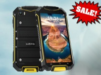 Товар дня: Сэкономьте $30 на покупке ультра прочного Geotel A1