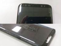 Флагман Samsung Galaxy S8 засветился на новых живых фото
