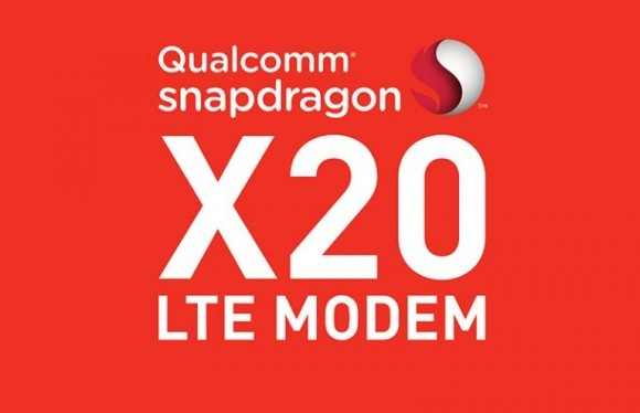 LTE-модем «Qualcomm X20» «разгонится» до 1,2 Гб за секунду