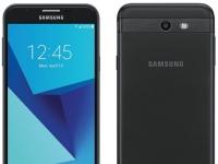 Опубликован качественный пресс-рендер Samsung Galaxy J7 (2017)