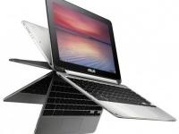 ASUS готовит к анонсу ноутбук-трансфомер Chromebook Flip C101