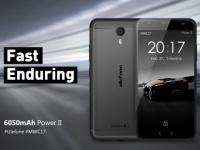 Ulefone Power 2 получит 4 ГБ ОЗУ и аккумулятор на 6050 мАч