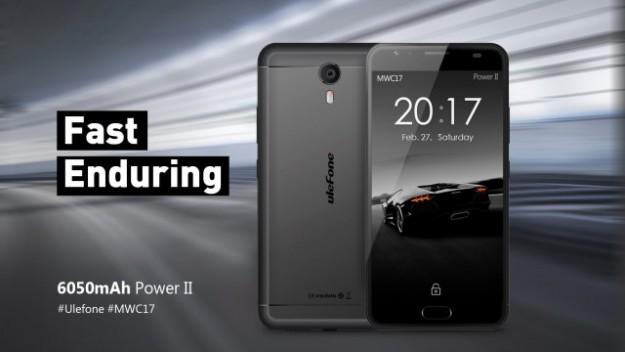 Ulefone Power 2 представят на MWC 2017 (характеристики)