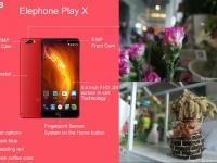Elephone Play X получит двойную камеру и Full HD экран