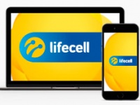 За год объем 3G+ дата-трафика в сети lifecell вырос в 7.5 раза