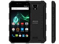 ARCHOS 50 Saphir — защищенный смартфон с батареей на 5000 мАч