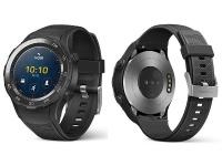 Смарт-часы Huawei Watch 2 получат три расцветки
