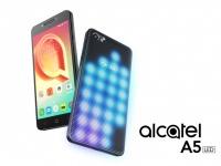 MWC 2017: ALCATEL A5 LED — смартфон со светящейся крышкой