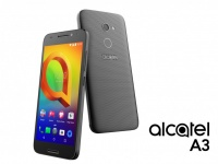 MWC 2017: Представлены смартфоны-бюджетиники ALCATEL A3 и U3