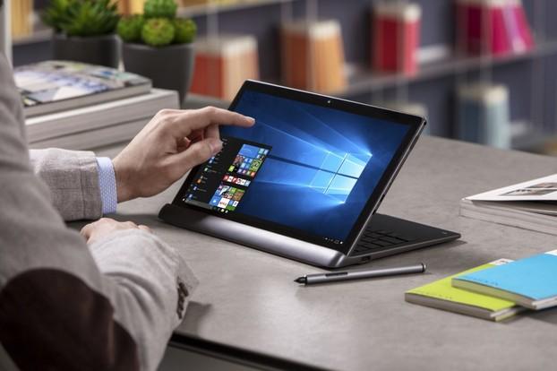 Alcatel анонсировала планшет наWindows 10