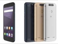 MWC 2017: ZTE анонсровала смартфоны Blade V8 Mini и V8 Lite с Android Nougat