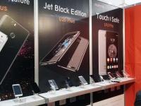 MWC 2017: Анонсированы смартфоны OUKITEL K10000 Pro, K6000 Plus и U20 Plus Jet Black