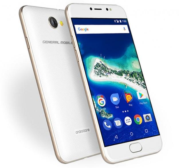 GM6— новый дешевый смартфон изпрограммы андроид One