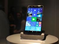 MWC 2017: HP показала обновленный Windows-смартфон Elite x3