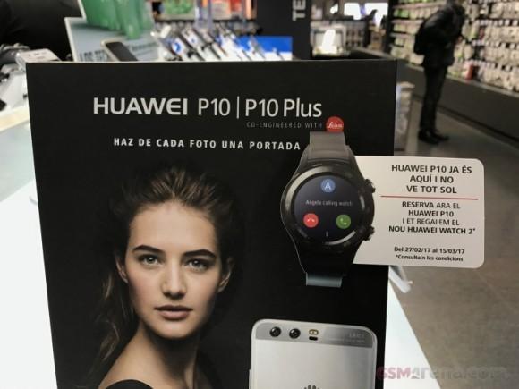 Вевропейских странах стартовали продажи флагмана Huawei P10