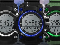 Товар дня: Смарт часы NO.1 F2 с защитой IP68 за $19.79