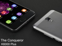 OUKITEL K6000 Plus получил аккумулятор на 6080 мАч и Android 7.0