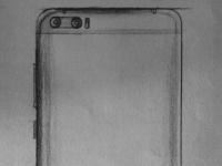Эскизы подтвердили двойную камеру у Xiaomi Mi 6