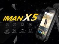 Анонсирован защищенный мобильный телефон iMan X5 на Android с кнопкой SOS за $80