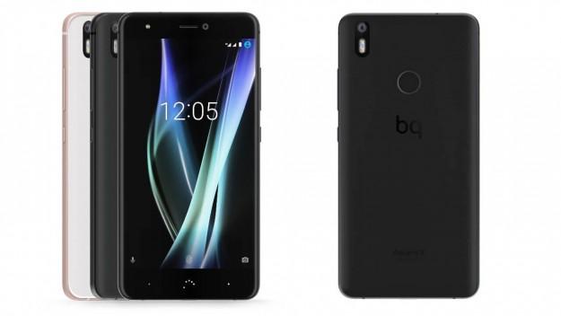В РФ появятся мобильные телефоны Aquaris XиAquaris XPro отBQ