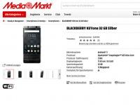 Открыт предзаказа на смартфон BlackBerry Keyone в Европе
