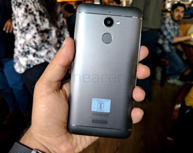 Смартпэд Coolpad Note 5 Lite поступит в реализацию  только наAmazon