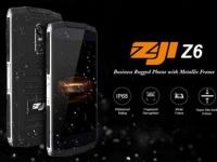 Анонсирован бюджетный смартфон ZOJI Z6 в 9.9 мм защищенном корпусе