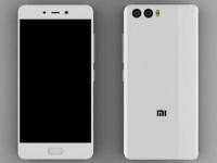 Рендеры Xiaomi Mi 6 показали стеклянный корпус и двойную камеру