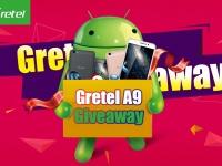 Стартует предзаказ на Gretel A9 и розыгрыш этого смартфона на странице  производителя в Facebook