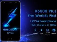 Камеру «долгоиграющего» OUKITEL K6000 Plus сравнили с iPhone 7 и Xiaomi Mi5
