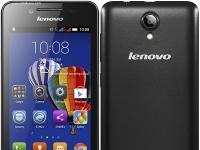 Lenovo A319 смартфон для детей и подростков