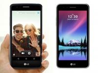 LG запускает в Украине продажи двух новых смартфонов линейки K Series – K7 (2017) и K8 (2017)