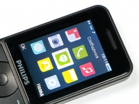 Видеообзор телефона Philips E181 от портала Smartphone.ua!