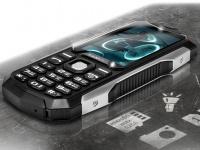 teXet ТМ-D427 — кнопочный телефон с мощной батареей и функцией powerbank