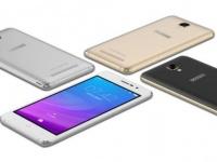 DOOGEE X10 — первый в мире смартфон с LTE-процессором MediaTek MT6570