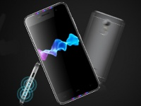 Homtom HT37 — «музыкальный» смартфон с биометрическим сенсором за $60