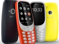 Стали известны сроки релиза переизданного Nokia 3310 в Европе