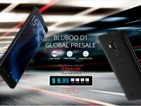 Подарки за предзаказ смартфона BLUBOO D1 с двойной камерой