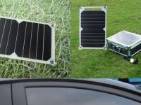 Товар дня: Солнечная батарея для подзарядки смартфонов за $9.89