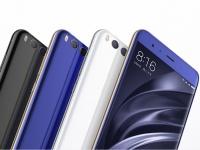 Флагман Xiaomi Mi 6 получит 11 расцветок корпуса