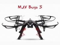 Товар дня: Квадрокоптер MJX Bugs 3 за $85.90 под экшн камеры