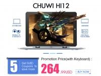 Весенняя распродажа Chuwi: планшеты от $164.99, ноутбуки от $214.99