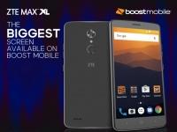 ZTE представила 6-дюймовый MAX XL с биометрическим сенсором за $130
