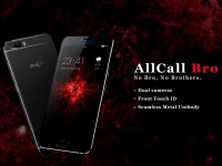 Смартфон AllCall Bro с двойной камерой доступен для предзакза всего за $65.99