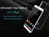 Анонсирован 5.7-дюймовый OUKITEL U11 Plus с аккумулятором на 3700 мАч