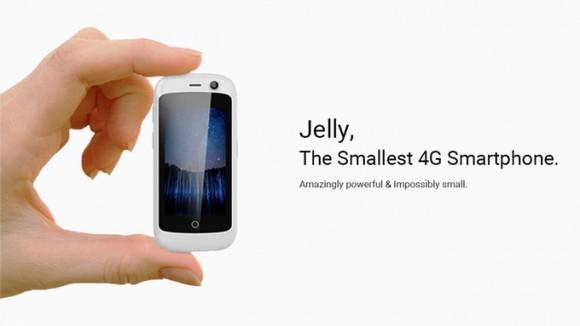 В Китайская народная республика разработали наименьший вмире смартфон споддержкой 4G